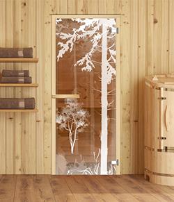 Оптимальные размеры дверей в бане