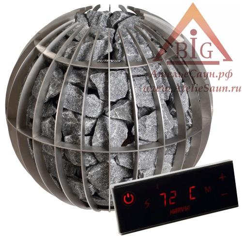 Электрическая печь Harvia Globe GL 110 (с выносным пультом)