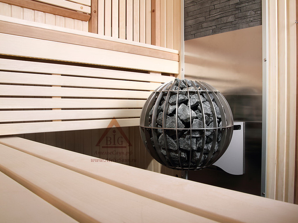 Кронштейн для монтажа на стену печи Harvia Globe GL70, HGL1