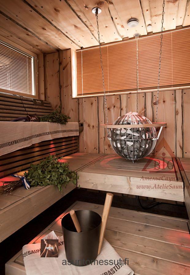 Набор для подвешивания печей Harvia Globe к потолку, HGL4