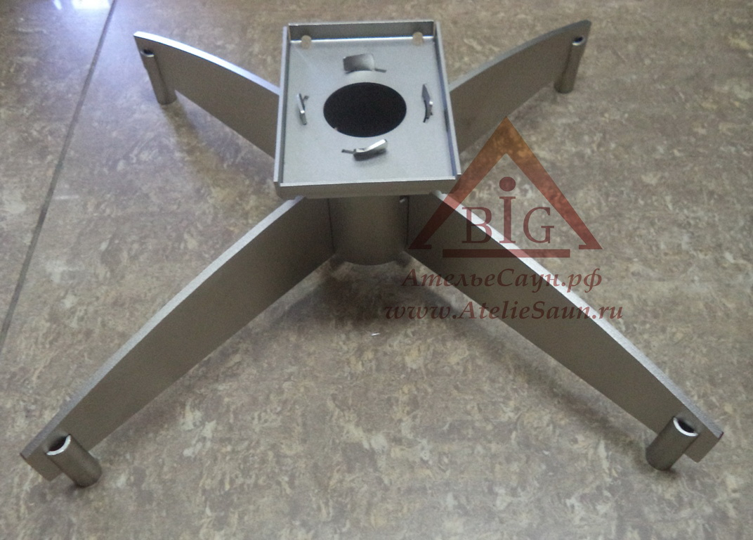 Стойка для напольной установки печи Harvia Globe, HGL5