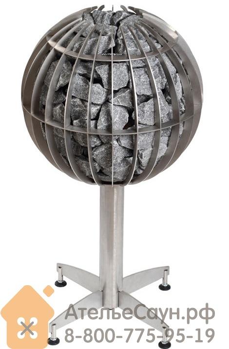 Телескопическая стойка для напольной установки печи Harvia Globe (480-770 мм, HGL3)