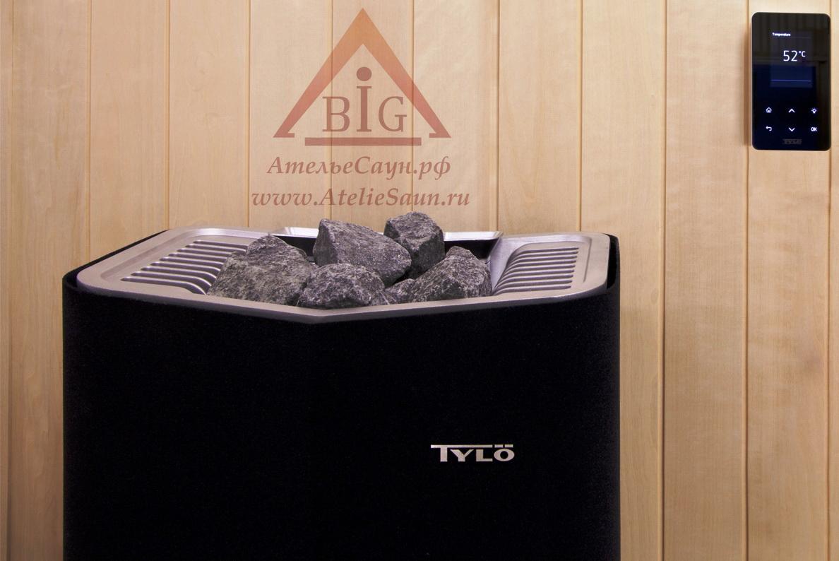 Электрическая печь для сауны Tylo SENSE SPORT 6 (со встроенным пультом, арт. 61001018)
