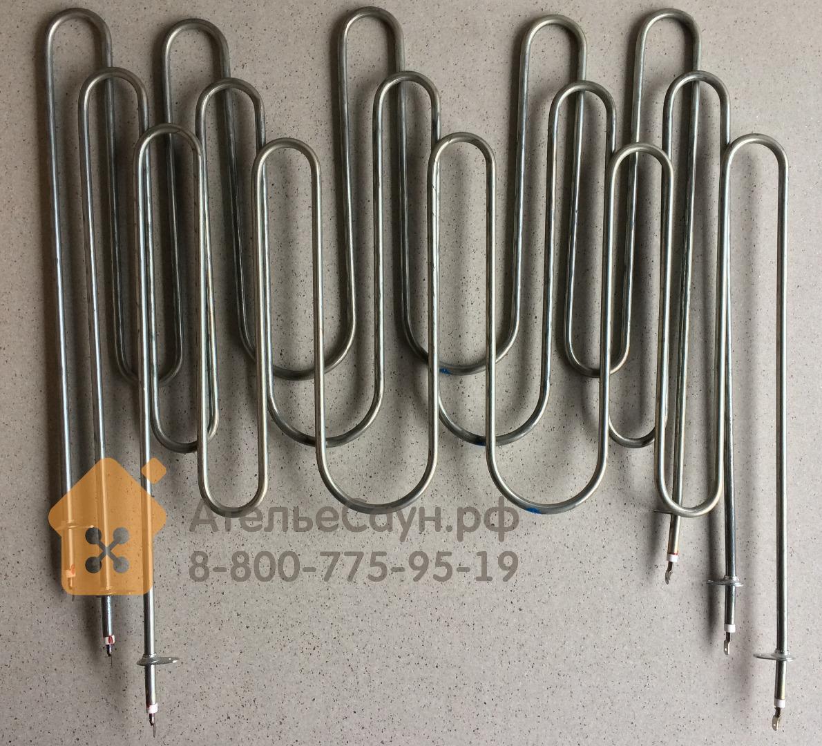 Набор ТЭН Tylo для печи SD20 (комплект из 3 шт., арт. 96000175)