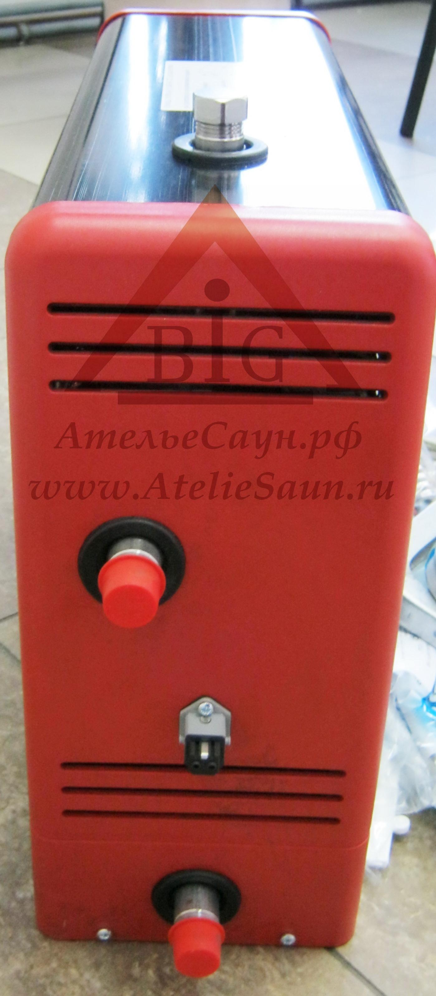Парогенератор Helo HNS 47 T1 (4,7 кВт, без пульта T1, чёрный)