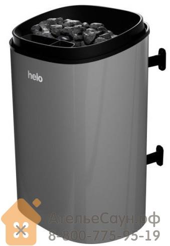 Электрическая печь Helo FONDA DET 8 Grey (8.8 кВт, без пульта T1, серая, арт. 001807)