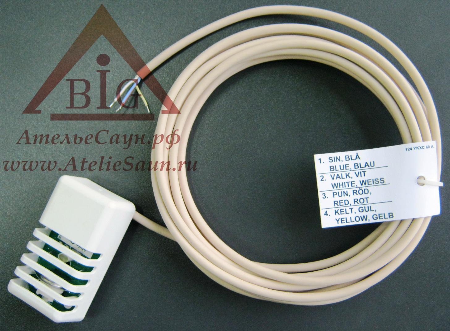 Датчик Helo (для пультов Steamy II, OT 2 PSD, ET 2 PSD, с кабелем 5 м), OLET 6-1