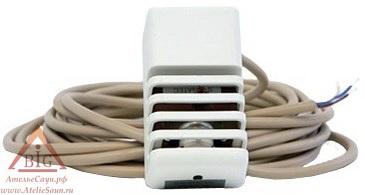 Температурный датчик Helo (для печей Pikkutonttu D/Cava, пульта OT 2 PED, Delux), OLET 19