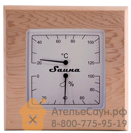 Термогигрометр Sawo 225-THD