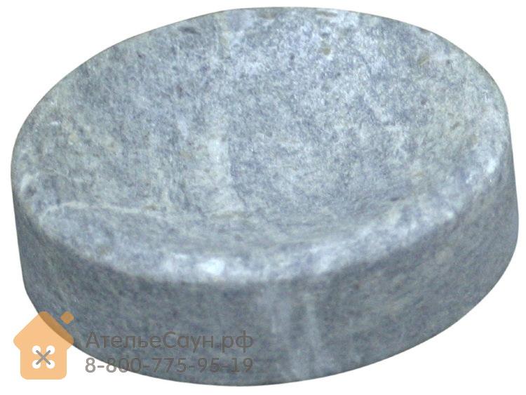 Верхний угловой талькохлоритный элемент Sawo (110х110х30 мм, для Nimbus)