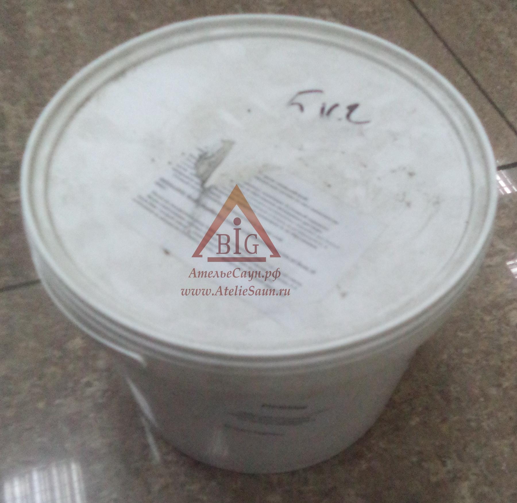 Смесь для склеивания соляных блоков (упаковка 5 кг, арт. 94907814)