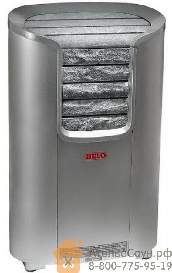 Печь для сауны Helo Cava 9 DEТ (без пульта, хром, арт. 002859)
