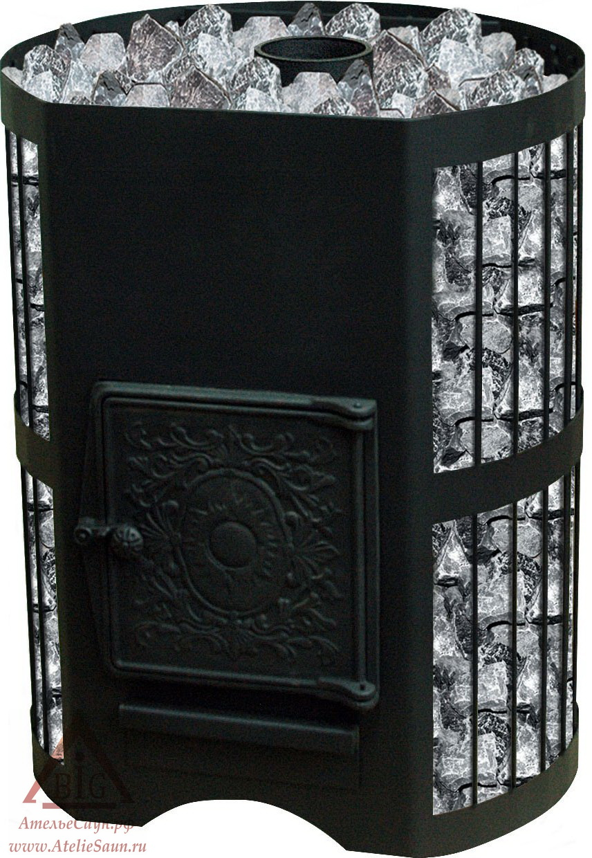 Печь Везувий СКИФ 22 Ч
