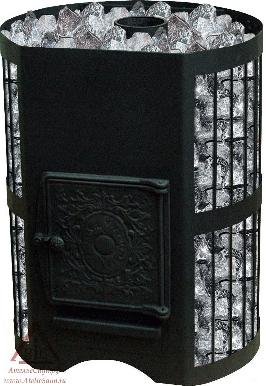Банная печь Везувий СКИФ 28 Ч