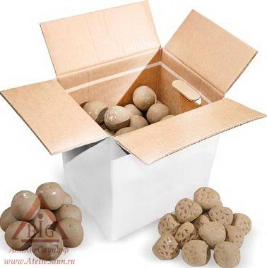 Каменка Aito АК 110 для русской бани (с керамическими камнями Kerkes 550 кг, арт. 2260К)