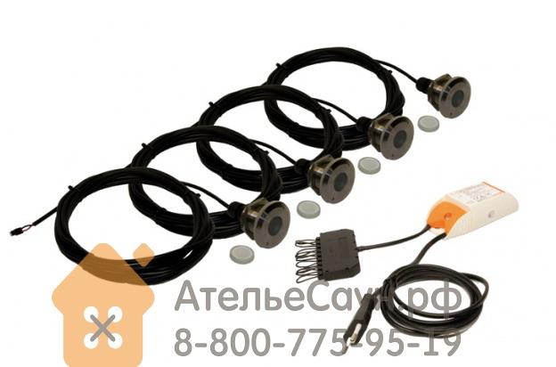 Набор Cariittti S-Paver Led 3300 Kit 6 (1545177, 6 светильников, возможна подводная установка)