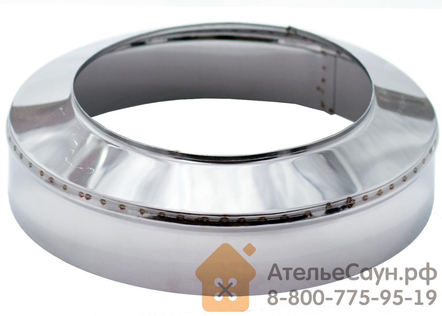 Заглушка верх D215/315 мм (на проходной стакан)