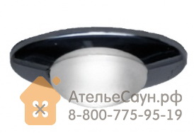 Светильник для турецкой парной Cariitti CR-05 Led (1545215, IP67, хром, линза матовая)