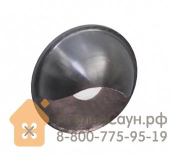 Светильник для турецкой парной Cariitti GP-65 Led (1545167, IP67, нерж. сталь, D=22 мм)