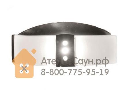 Светильник для турецкой парной Cariitti Маяк LH-100 Led (IP67, нерж. сталь, мат. стекло, 1545164)