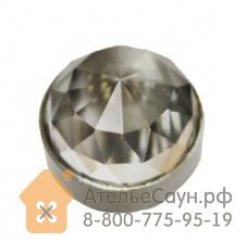 Хрустальная насадка Cariitti CR-30 (1540074, хром, D кристалла = 30 мм)
