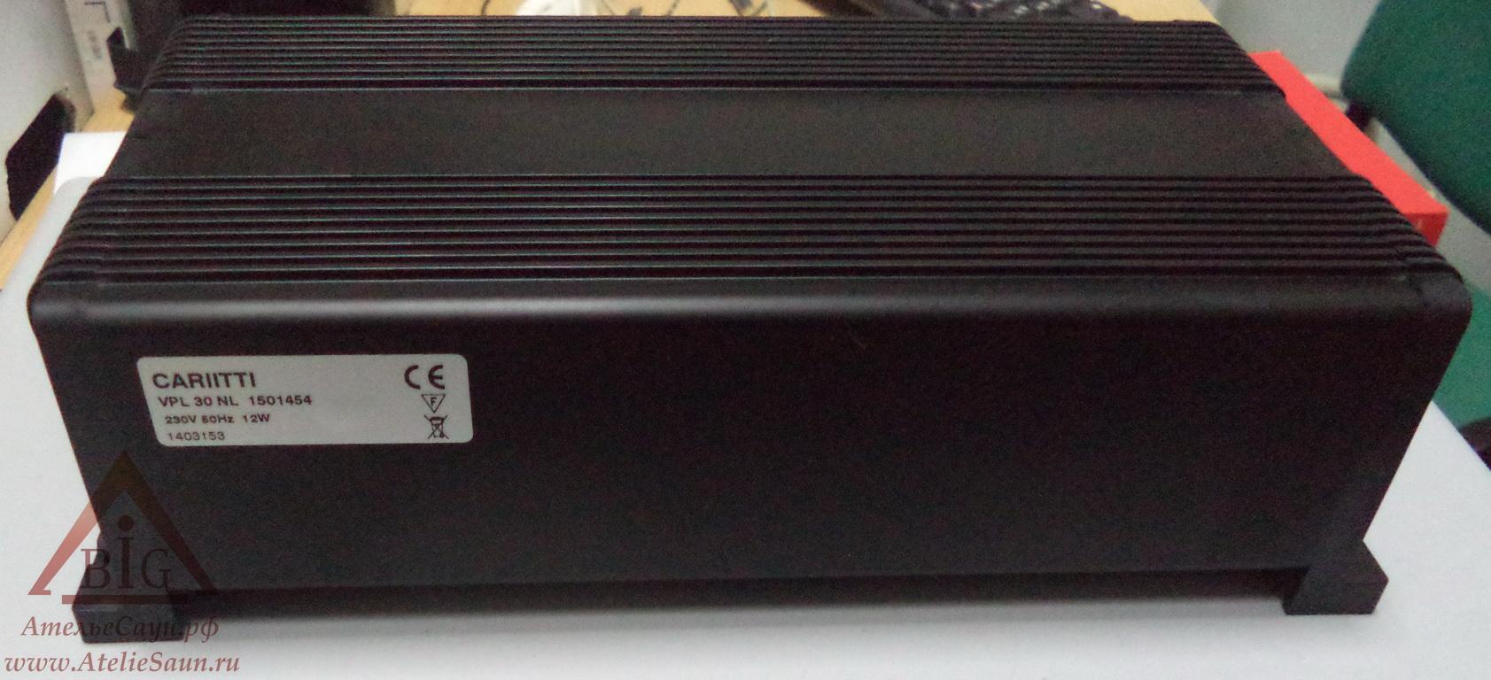 Проектор Cariitti VPL 30 NL (1501454, IP65, Северное сияние, внутренняя установка)