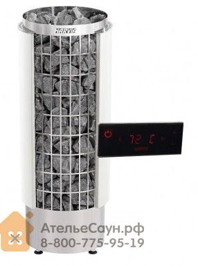 Электрическая печь Harvia Cilindro PC 110 VHEE (белая, с выносным пультом)
