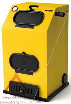 Водогрейный котел Термофор ПРАГМАТИК АВ (с т/о, 25 кВт, АРТ, под ТЭН, желтый)