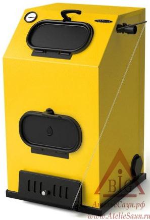 Водогрейный котел Термофор ПРАГМАТИК АВ (с т/о, 30 кВт, АРТ, под ТЭН, желтый)