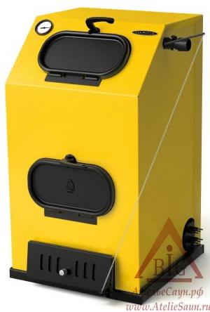 Водогрейный котел Термофор ПРАГМАТИК ЭЛЕКТРО (25 кВт, АРТ, ТЭН 9 кВт, желтый)