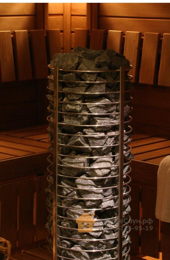 Электрическая печь Sawo Tower TH6-80 NB (с пультом)