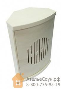 Колонка для сауны Sawo 970-A (осина, 235х145х355 мм, 8 Ом, 120 W)