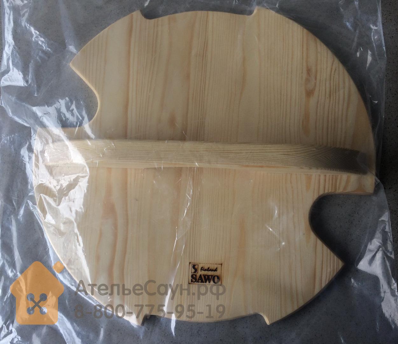 Крышка деревянная Sawo 391-P-COV (для запарника 391-P)