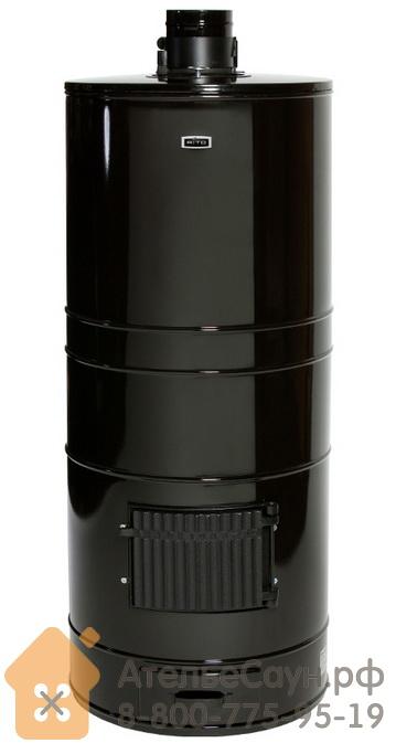Печь Aito AK 57 K (с доп. секцией K, с керамическими камнями Аито Kerkes 130 кг, арт. 2220+2225+5526К)
