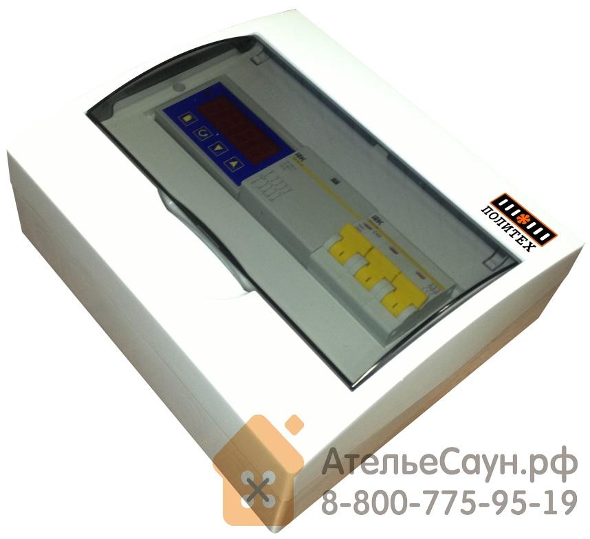 Пульт управления для сауны ПЦ Политех /380 (цифровой, 8-24 кВт)