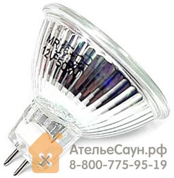 Лампочка для цветотерапии Harvia MR-16 EXN-С жёлтый цвет, ZVV-140