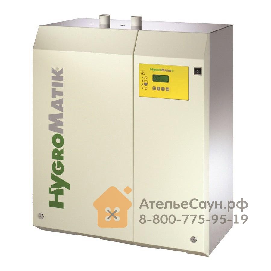 Парогенератор HygroMatik HyLine HY30-CDS (электродного типа, с пультом)
