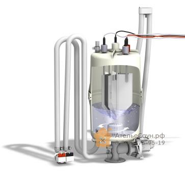 Система очистки парогенератора HygroMatik Super Flush (для установки на парогенератор)