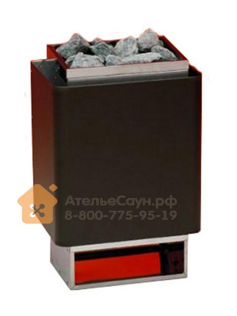 Печь EOS 34 A 9,0 кВт (нержавеющая сталь)