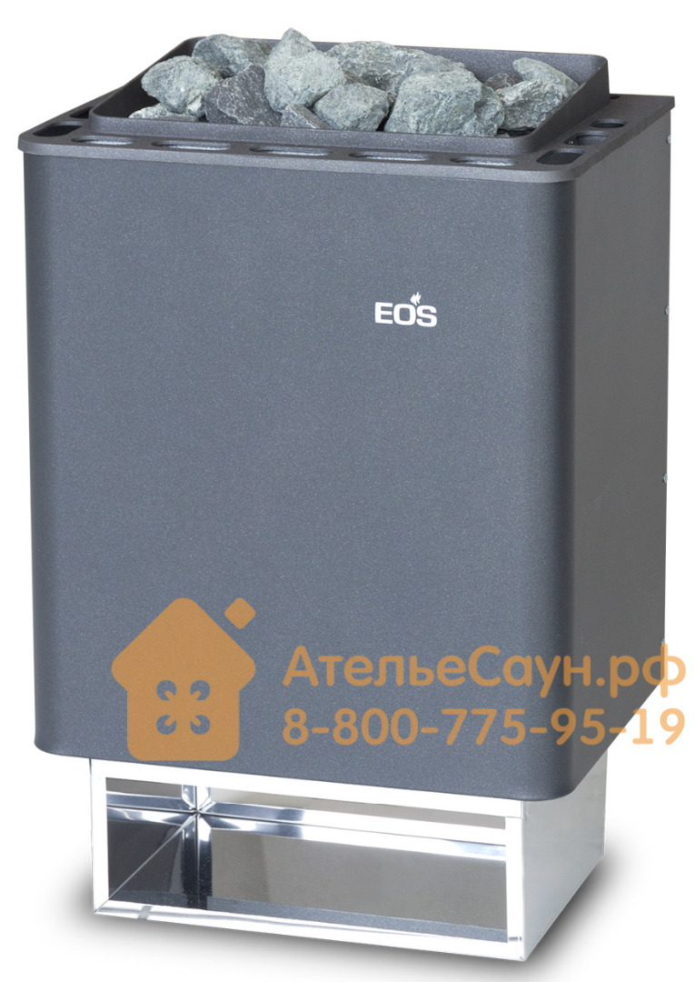 Печь EOS Thermat 7,5 кВт (антрацит)