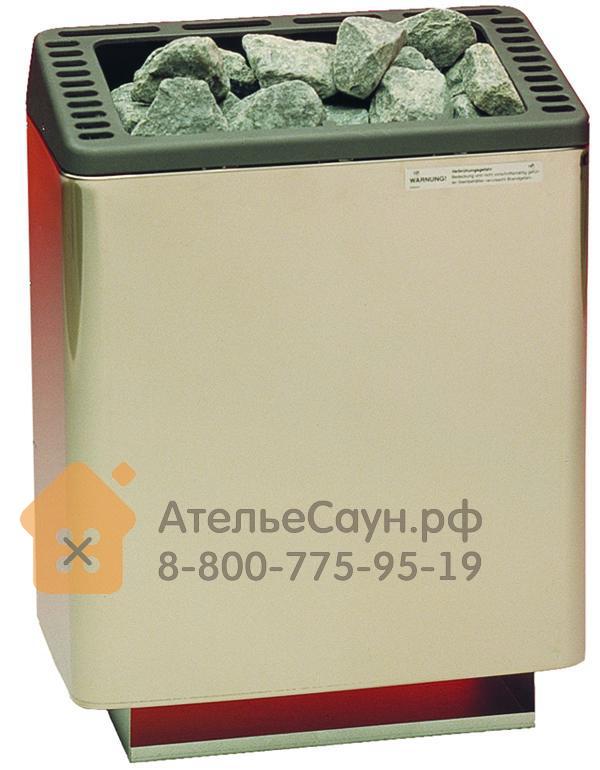 Печь EOS EURO 7,5 кВт (нержавеющая сталь)