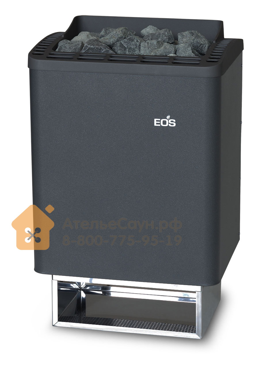 Печь EOS Thermo-Tec 6,0 кВт (антрацит)