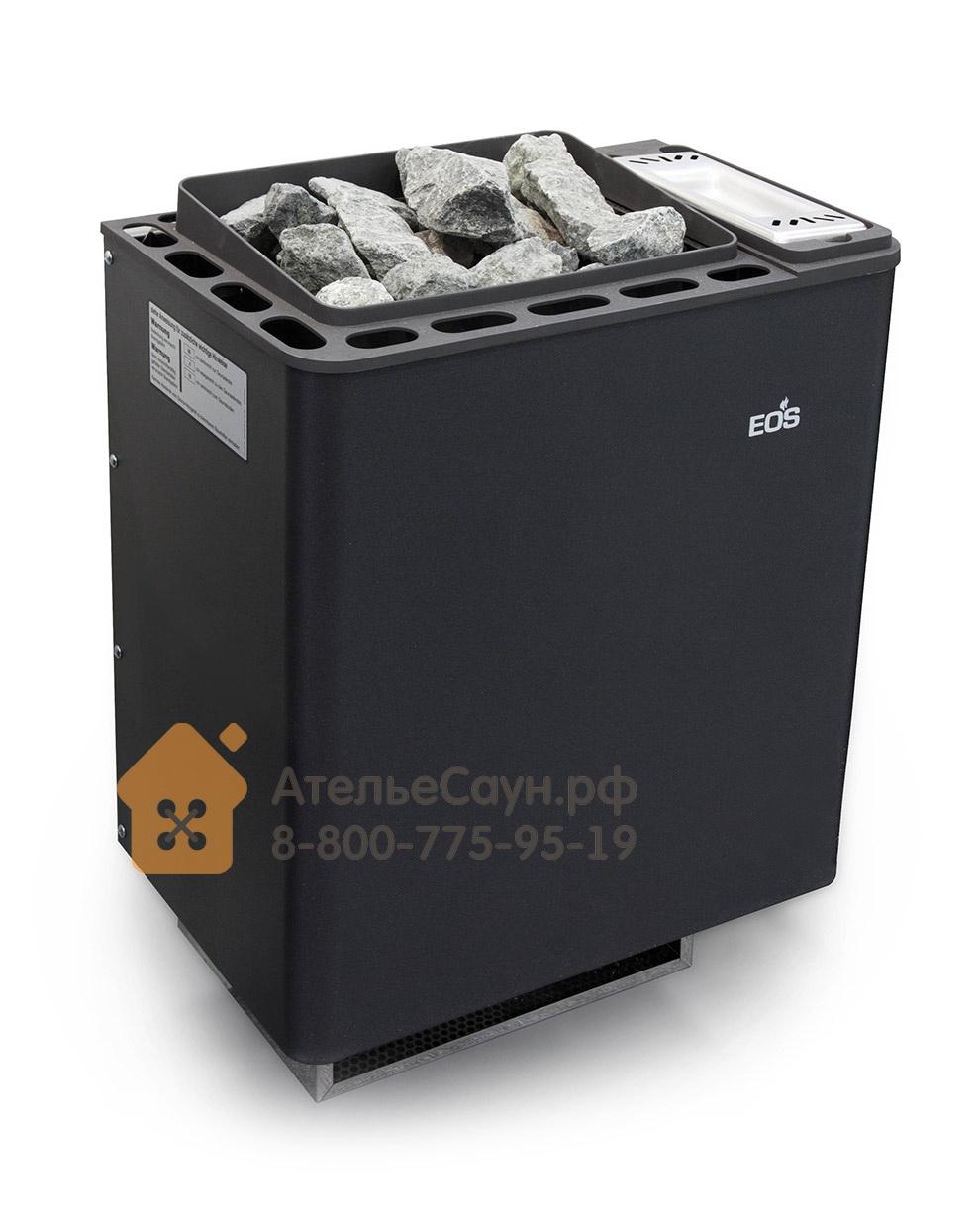 Печь EOS Bi-O-Thermat 6,0 кВт (с парогенератором)