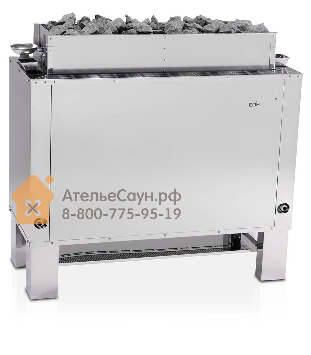 Печь EOS Bi-O-Star 21,0 кВт (нержавеющая сталь, парогенератор 2x2 кВт)