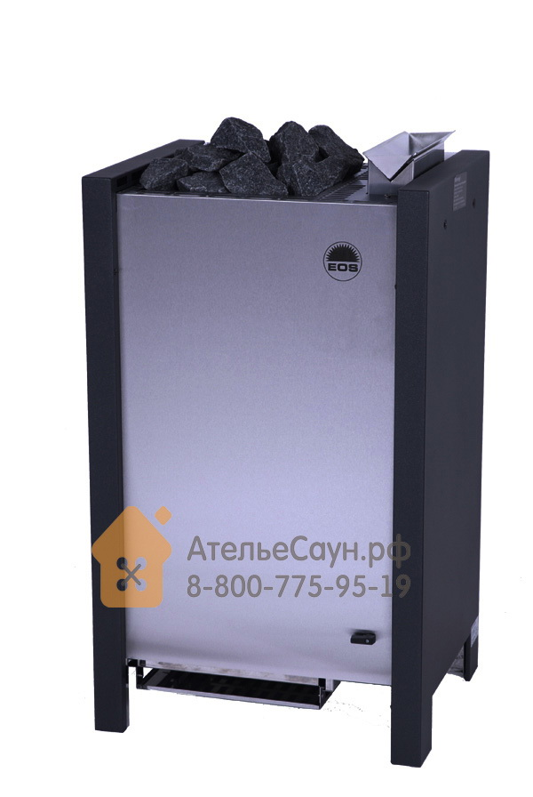 Печь EOS Herkules S25 9,0 кВт c парогенератором
