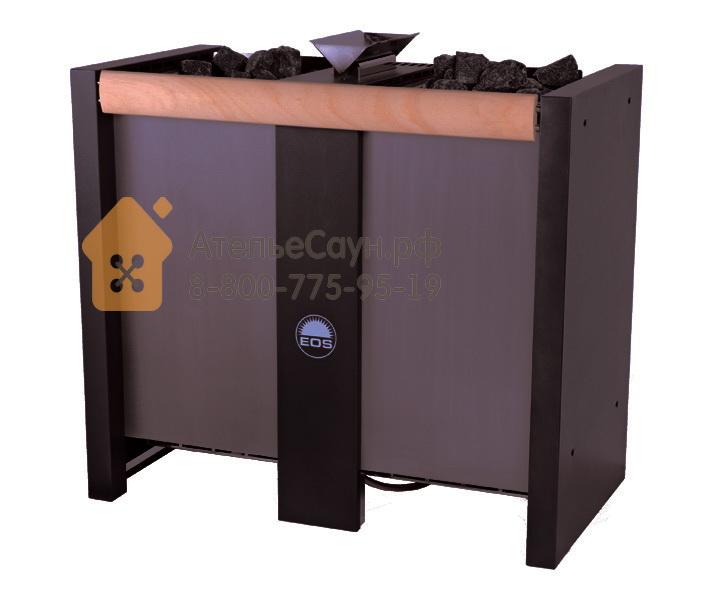 Печь EOS Herkules XL S120 24,0 кВт (антрацит)