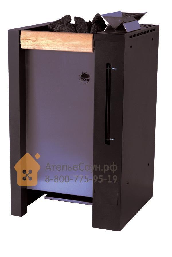 Декоративная панель для печи EOS Herkules S60 Vapor нержавеющая сталь