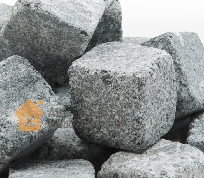 Набор камней кубической формы 20 шт для печи EOS Mythos S35