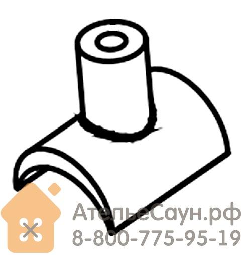 Соединительный элемент устройства подачи ароматизатора Harvia, ZSTM-195