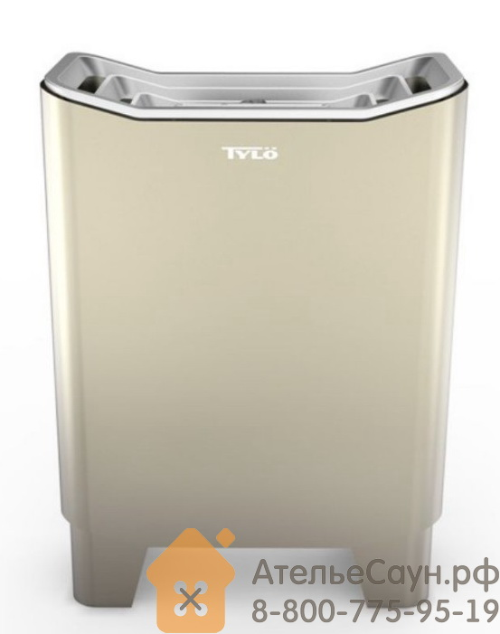 Печь для сауны Tylo EXPRESSION 10 шампань (без пульта, арт. 61001003)